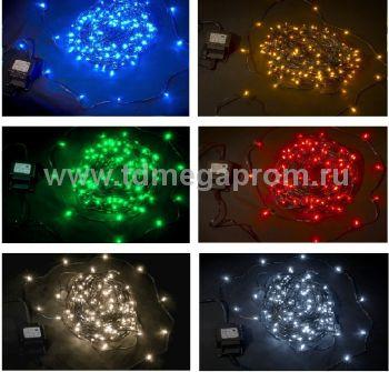 Гирлянды светодиодные 30м низковольтные без контроллера (смотреть цены) (арт.99)