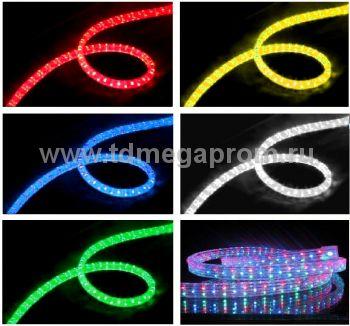 Дюралайт плоский светодиодный LED-XF-  (арт.30)