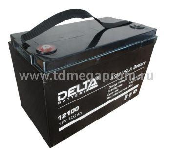 Аккумуляторная батарея DT-12100 AGM (арт.117-1570)