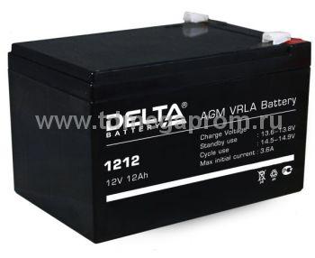 Аккумуляторная батарея DT-1212 AGM (арт.117-7904)