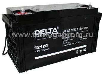 Аккумуляторная батарея DT-12120 AGM (арт.117-14788)