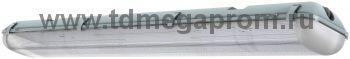 Промышленный светильник светодиодный ДПО-АЙСБЕРГ (арт.18)