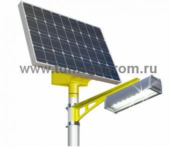 Комплект освещения автономный GSM-400/200 (GSU-40/12) (арт.115)