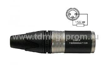 DMX-терминатор  (арт.01-14926)