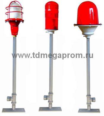 Опорная стойка ОС-60-3/4 для заградительного огня (для монтажа на поверхность) (арт.01-4521)
