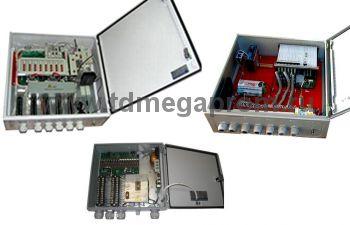 Сравнение контроллеров серий: ДК - ДК2 - МДК   (арт.73)