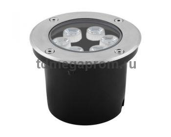 Грунтовый встраиваемый светильник СДУ-СП4112 (арт.28-15001)