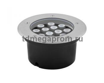 Грунтовый встраиваемый светильник СДУ-СП4114 (арт.28-15009)