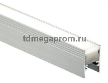 Грунтовые линейные светильники (соединямые) серии СДУ-Д2 (арт.11)