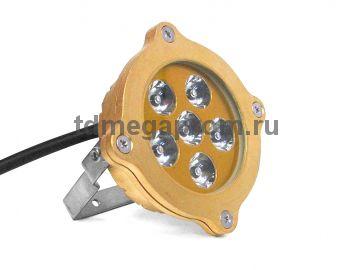Подводный светильник светодиодный СДП-7 (аналог slw-07) (арт.29-220)