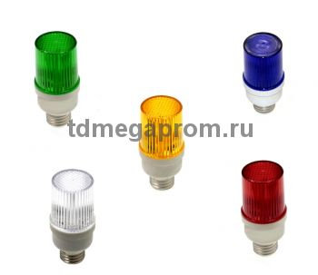Строб лампа E27 светодиодная (арт.30)