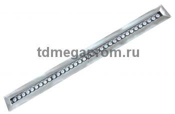 Подводный линейный светильник светодиодный СДП-100Н (арт.10)