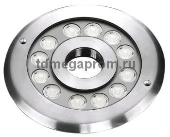 Подводный светильник светодиодный СДП-340М (арт.11-18121)