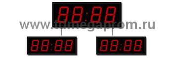 Система часофикации для уличных часов