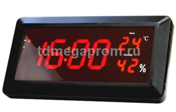Электронные часы-метеостанция К-060 (арт.01-19787)