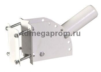 Кронштейн многопозиционный для крепления светильника на трубу (арт.111-1036)