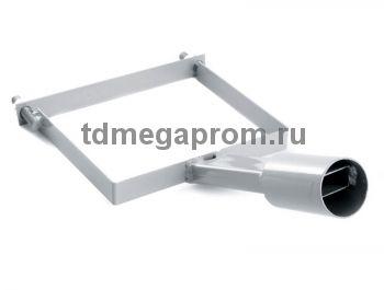 Кронштейн для светильника с фиксированным углом на опору без вылета (арт.28-20331)