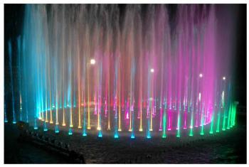 Подводные светодиодные светильники IP68