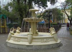 Светодиодная подсветка фонтана, г.
