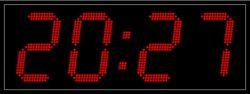 Часы для бассейна270b