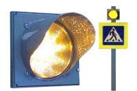 """Светодиодный светофор индикаторный """"Пешеходного перехода"""""""