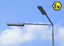 Взрывозащищенные светильники УСС для