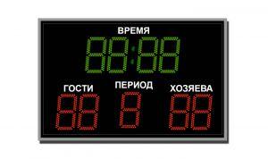 Табло спортивное универсальное ТС-У-3