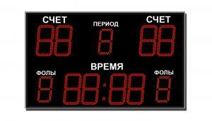 Табло спортивное универсальное ТС-У-11  (арт.03)