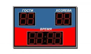 Табло спортивное универсальное ТС-У-4