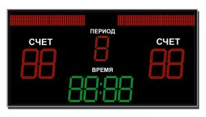 Табло спортивное универсальное ТС-У-12  (арт.03)