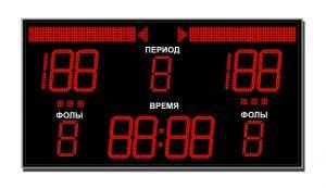 Табло для баскетбола ТС-Б-5 (арт.03)