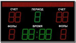 Табло для волейбола ТС-В-10 (арт.03)