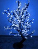 """Светодиодное дерево """"Сакура""""  LED-CBL-Table-224-B (арт.30)"""