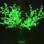 """Светодиодное дерево """"Сакура""""  LED-CBL-2.5-1728-G"""