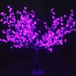 """Светодиодное дерево """"Сакура""""  LED-CBL-2.5-1728-V (арт.30)"""