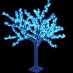 """Светодиодное дерево """"Сакура""""  LED-CBL-1.9-972-B"""