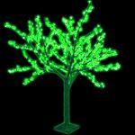 """Светодиодное дерево """"Сакура""""  LED-CBL-1.9-972-G"""
