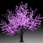 """Светодиодное дерево """"Сакура""""  LED-CBL-3.6-2688-V (арт.30)"""