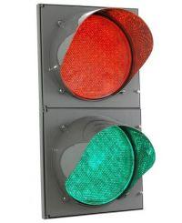 Светофор двухсекционный светодиодный Т.8.2 300мм