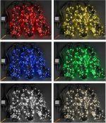 Гирлянды светодиодные  СПАЙДЕР 3x20м  с контроллером  (смотреть цены)