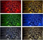 Гирлянды светодиодные СПАЙДЕР 3x20ммерцающие (смотреть цены)