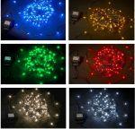 Гирлянды светодиодные 30м низковольтные без контроллера (смотреть цены)