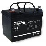 Аккумуляторная батарея DT-1233 AGM
