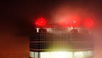Светодиодные заградительные огни ЗОМ