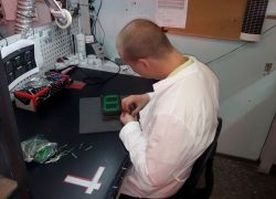 Сборка электронных плат светодиодных