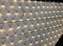 Светодиодные сетки - это