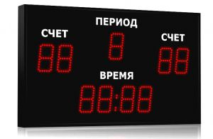Табло спортивное универсальное ТС-У-1