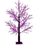 Деревья светодиодные (световые ели, сакура)