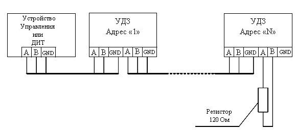 "Схема подключения знака ""ОМС"""