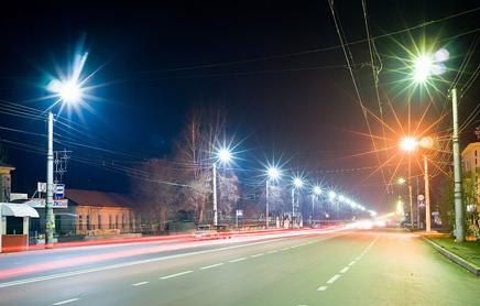 Купить уличные светодиодные фонари для опоры